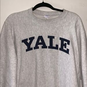 Champion Reverse Weave Yale Pullover